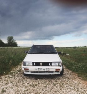 Mazda 323, 1985