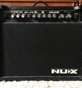 Гитарный усилитель Nux frontline 30