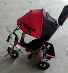 Велосипед детский трехколесны