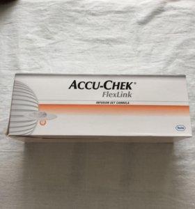 Расходники для помпы Accu-Chek Spirit Combo