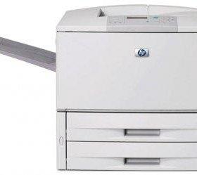 Принтер hp laserjet 9050 dn