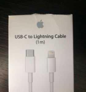 Кабель USB на айфон