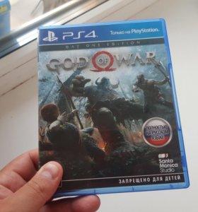 Бог Войны (GOD OF WAR) PS4
