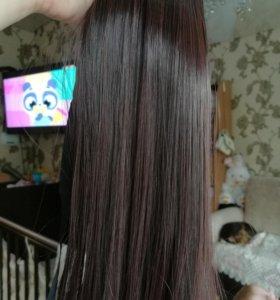 Накладные волосы(хвост)