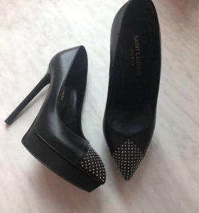 Туфли saint laurent , оригинал ❗️❗️❗️