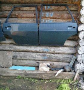 Двери на ВАЗ21099
