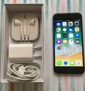 Apple iphone 6 ( 16gb) Space grey