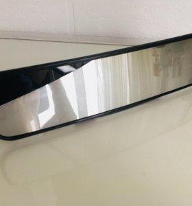 Зеркало автомобильное заднего вида большего обзора