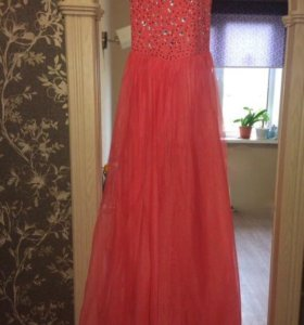 Платье,выпускное