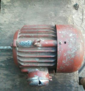 Электромотор 220/380 1,5kW