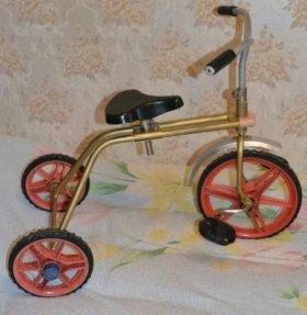 Советский велосипед