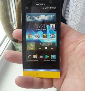 Sony Ericsson st25i