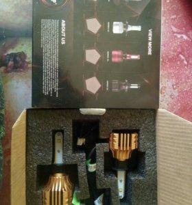 Лампы oslamp h1