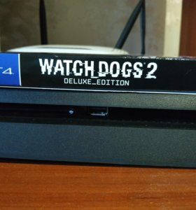 Игра на Ps4 Watch dogs 2 Deluxe Edition