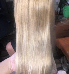 Наращивание волос Сочи
