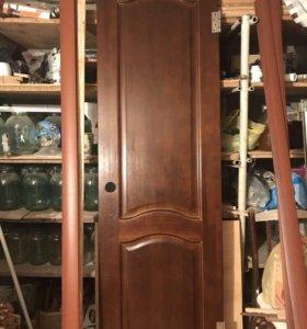 Дверь 200#60 сосна
