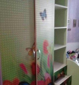 комплект мебели для девочки