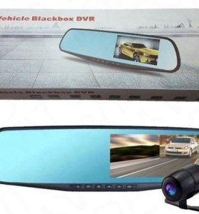 Видеорегистратор авто зеркало Blackbox DV180
