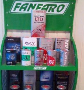 Моторное масло FANFARO