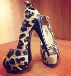 Туфли новые, не подошёл размер