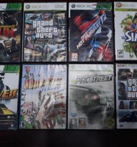 Продаю диски от Xbox 360 прошитой