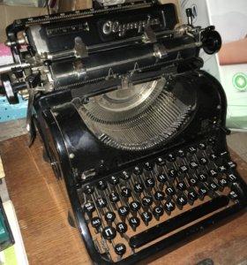 Печатная машинка Olympia