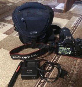 Canon 550D+Объектив