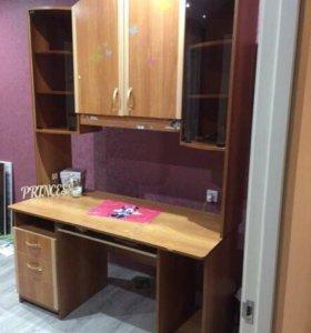 Шкаф , компьютерный стол , стенка