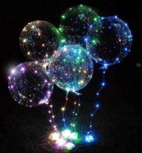 Светящиеся шары Bubbles