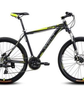 велосипед Welt Ridge 2.0