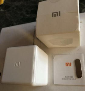 Куб Xiaomi для управления.