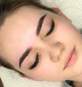 Перманентный макияж/татуаж