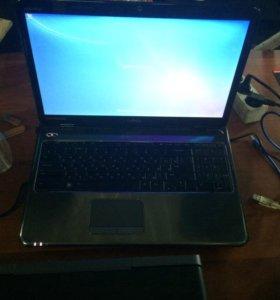 Dell inspiron n5010\Core i5\8Gb\1Tb\ATI HD5650 1Tb