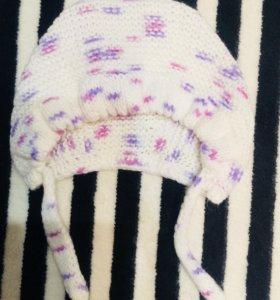Новая шапочка с рождения