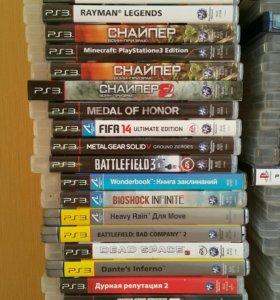Игры на Sony PlayStation 3 (PS3)