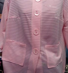Кофточка(пиджачок) от 56 до 64