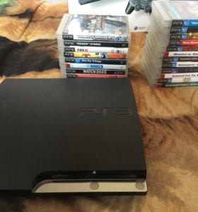 Продаю PlayStation 3 128 GB