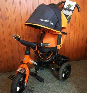 Детский велосипед Lexus Trike LR-950DW
