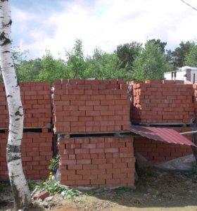 Кирпич полуторный строительный
