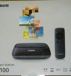 Новая Беспроводная станция Canon CS100 (черный)
