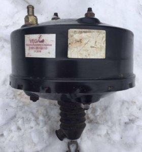 Вакуумный усилитель тормозов на УАЗ