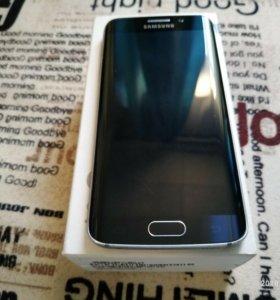Samsung Galaxy S6 Edge Темный сапфир