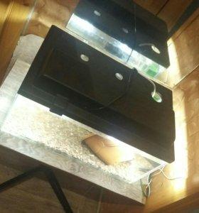 Терариум 45лт обмен на аквариум с тумбой