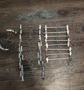 Вешалки, цепочки