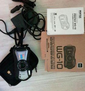 Автоматическая фотокамера PENTAX WG- 10