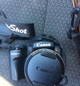 Canon Sx 500 is фотоаппарат с отличным качеством