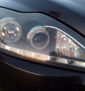 Фары для Ford Focus 2 рестайлинг
