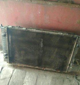 Радиатор Ауди-100, А6 1996 г.в.