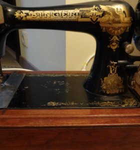 Швейная машинка Singer для коллекционеров