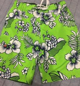 Пляжные шорты 48 размер